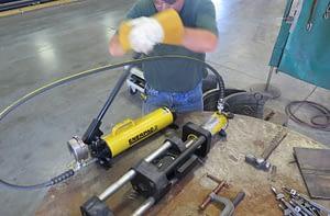 273-15 weld testing