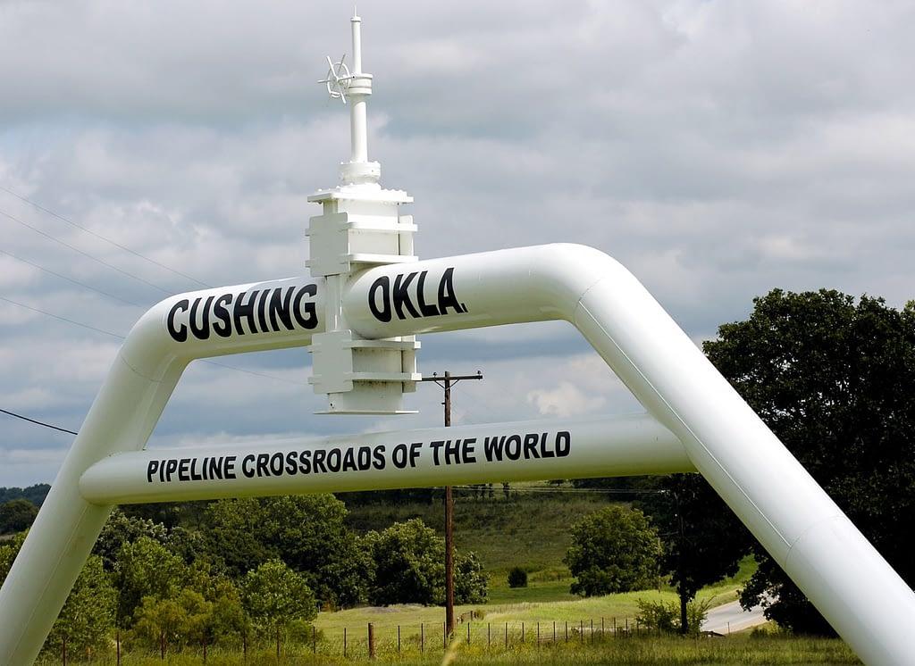 Cushing Oklahoma