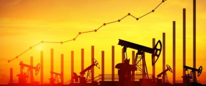 pump jacks and raising oil prices