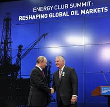 Vladimir Putin presents awards to energy employees