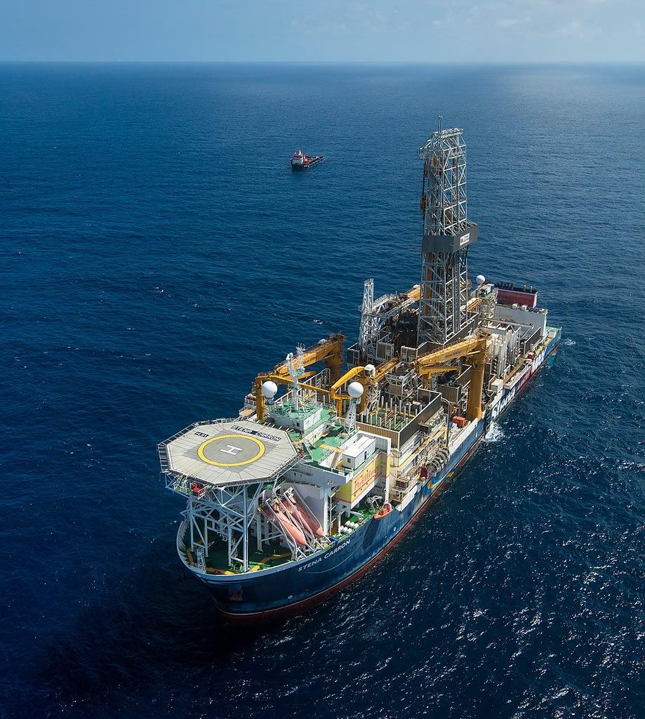 Exxon super jumbo guyana