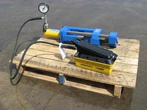 25 and 50 Ton Tensile Testers